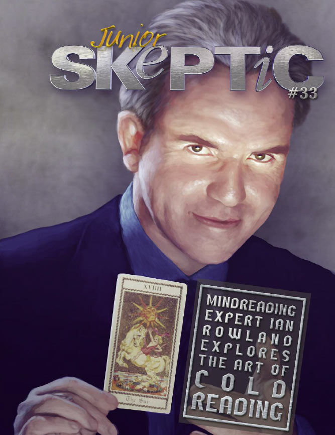 Junior Skeptic 33: Cold Reading