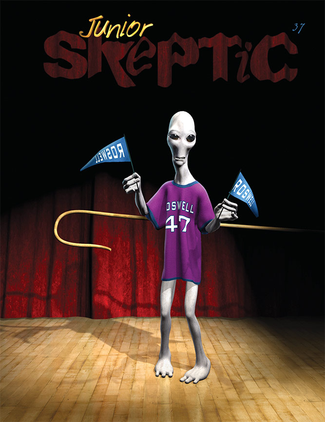Junior Skeptic (cover)