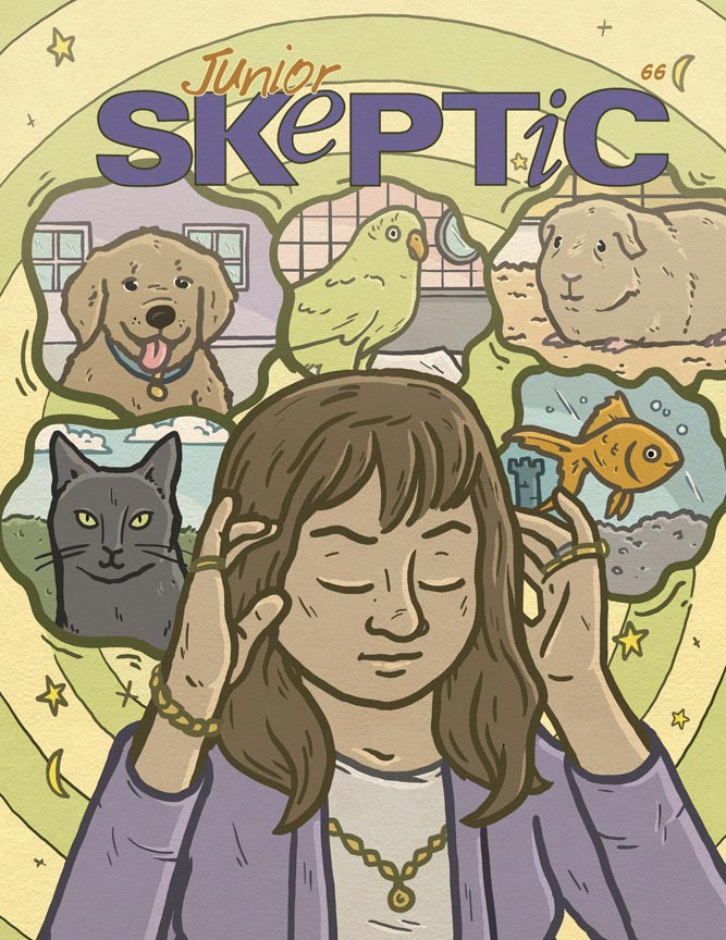 Junior Skeptic 66: Pet Psychics