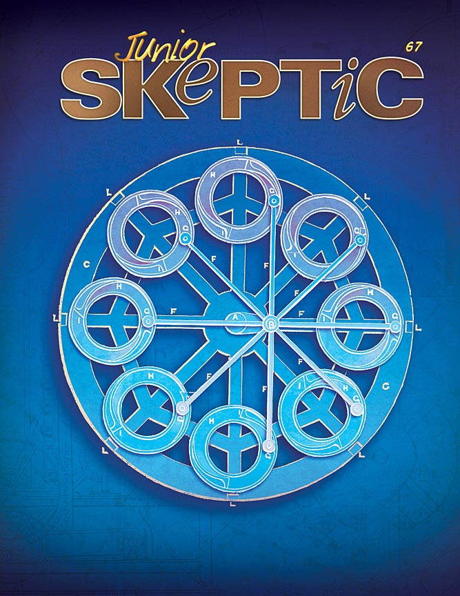 Junior Skeptic 67: Perpetual Motion