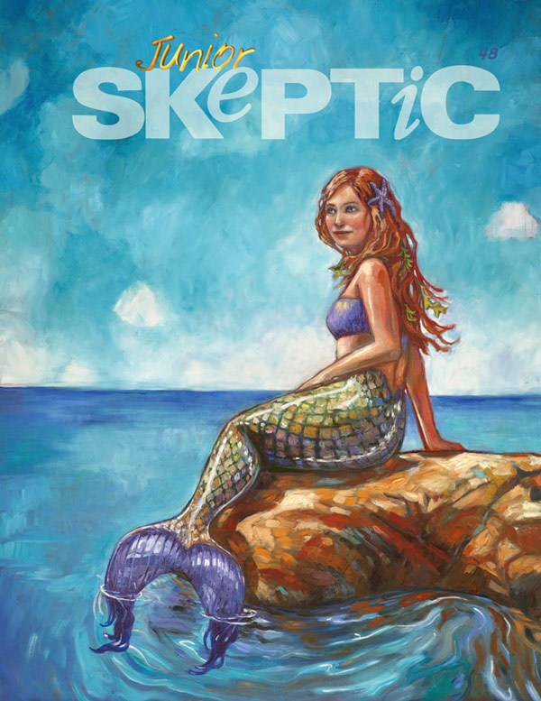 Junior Skeptic 48: Mermaids