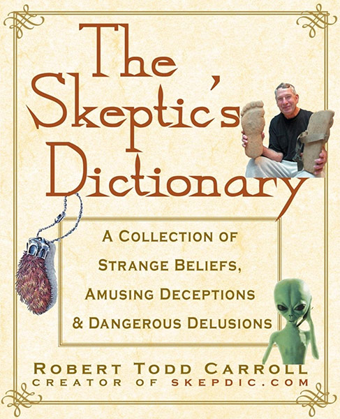 The Skeptic's Dictionary (cover)