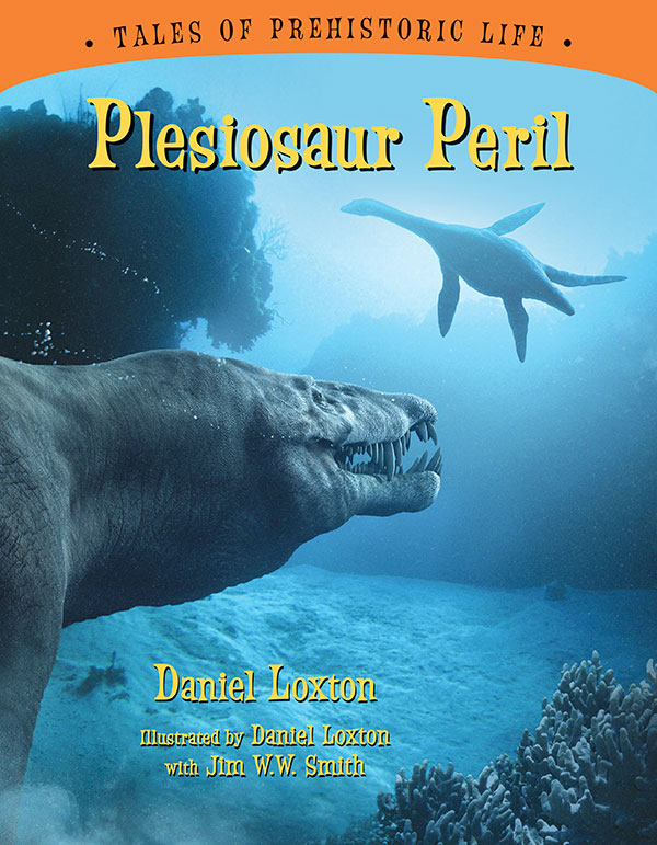 Plesiosaur Peril (cover)