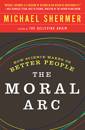 The Moral Arc (paperback cover)