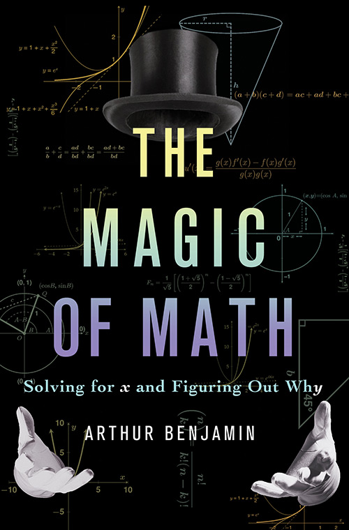 The Magic of Math (cover)