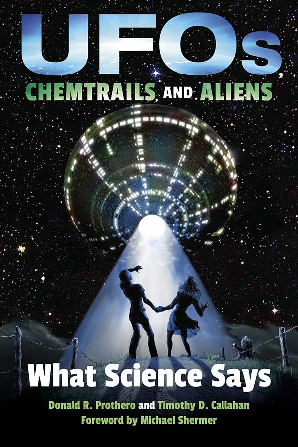 UFOs, Chemtrails, and Aliens: What Science Says (cover)