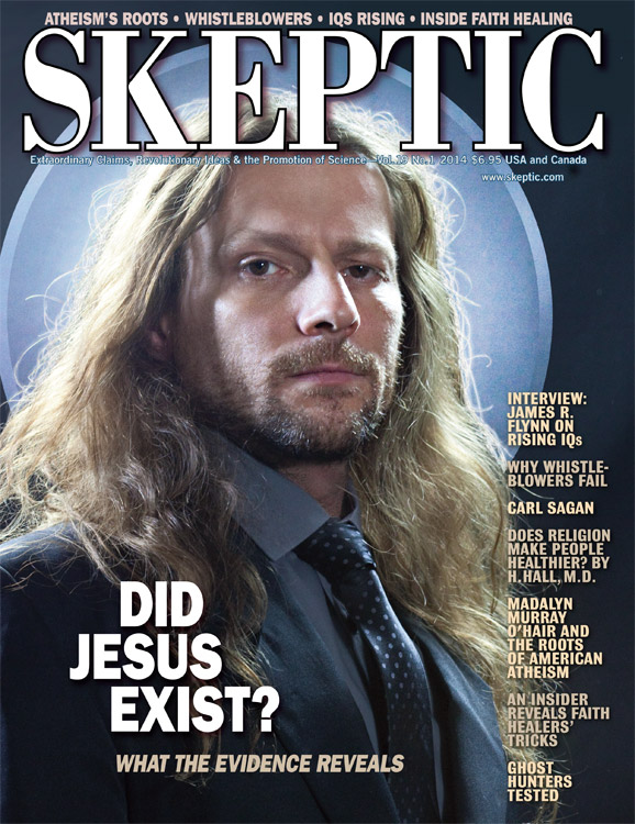 Skeptic magazine 19.1 (cover)