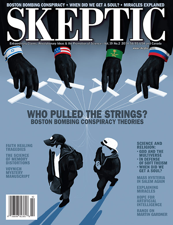 Skeptic Magazine 19.2 (cover)