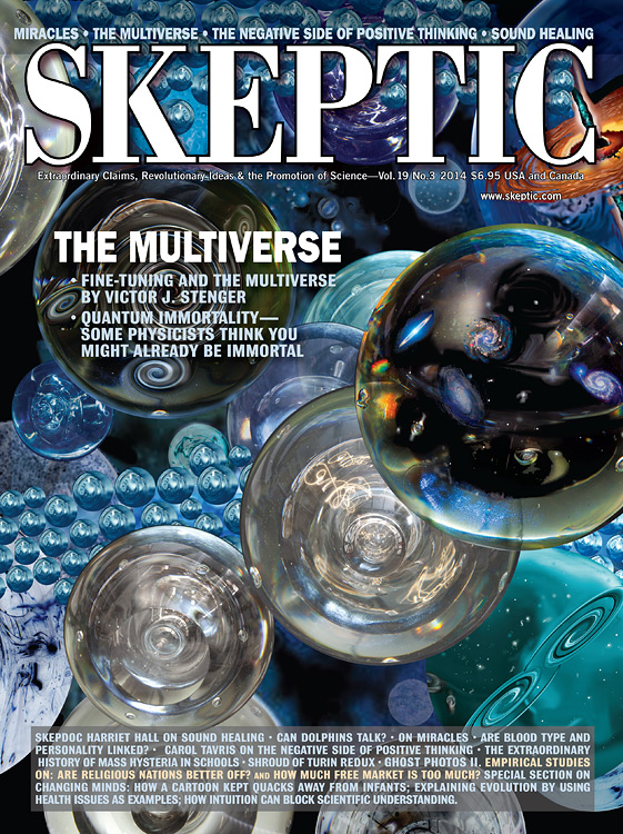 Skeptic magazine 19.3 (cover)