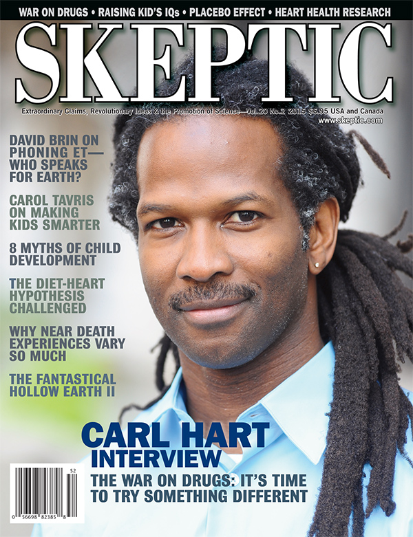 Skeptic magazine, vol 20, no 2 (cover)