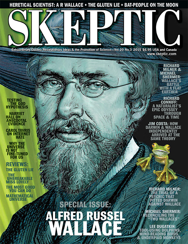 Skeptic magazine issue 20.3 (cover)