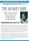The Monkey Wars, by Deborah Blum