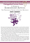 In Search of Schrödinger's Kittens, by John Gribbin