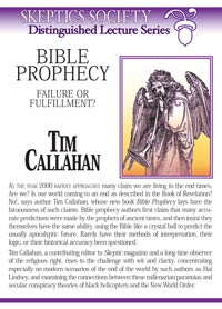 Accuracy of Bible Prophecy, by Tim Callahan