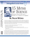 15 Myths of Science, by Dr. William McComas