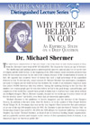 Why People Believe in God, by Dr. Michael Shermer