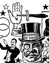 The Madman of Magic, by Bob Friedhoffer