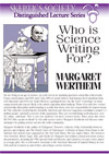 Who is Science Writing For? by Margaret Wertheim