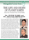 Astrobiology & the Life & Death of Planet Earth, by Ward and Brownlee