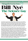 Cool Science and the Eyes of Nye, by Bill Nye the Science Guy