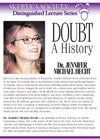 Doubt: A History, by Dr. Jennifer Michael Hecht