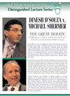 The Great Debate: Dinesh D'Souza v. Michael Shermer