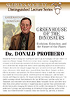 Greenhouse of the Dinosaurs, by Dr. Donald Prothero