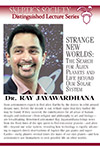 Strange New Worlds, by Dr. Ray Jayawardhana