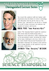 The Future of Science, Technology, and Education, by Bill Nye and James Randi