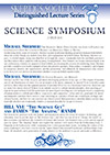 Symposium 3-DVD set, with Michael Shermer, Bill Nye and James Randi