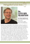 Subliminal, by Leonard Mlodinow