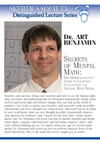 Secrets of Mental Math, by Art Benjamin