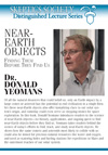 Near-Earth Objects, by Dr. Donald Yeomans