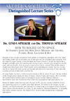 How To Boldly Go Into Space, by Drs. Linda and Thomas Spilker