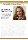 Plato at the Googolplex, by  Dr. Rebecca Newberger Goldstein