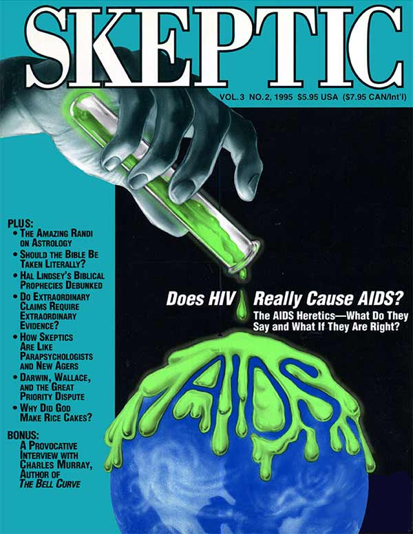 Issue 3.2: AIDS (cover)