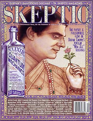 Skeptic Magazine 6.2 (cover)