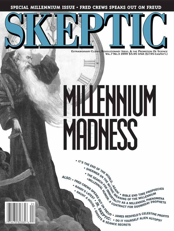 Issue 7.3: Millennium Madness (cover)