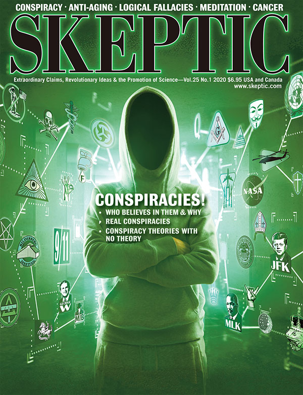 Skeptic 25.1 (cover)