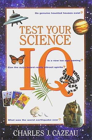 Test Your Science IQ (cover)