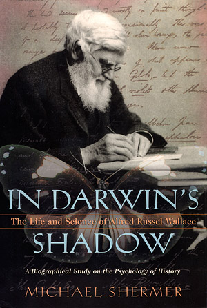 book cover: In Darwin's Shadow