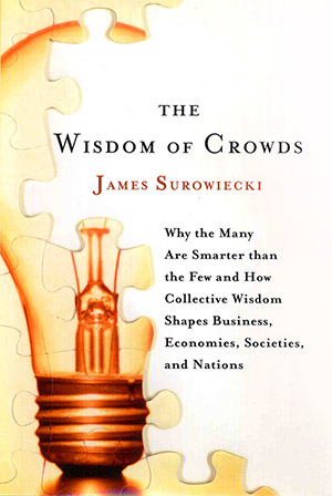 The Wisdom of Crowds (cover)