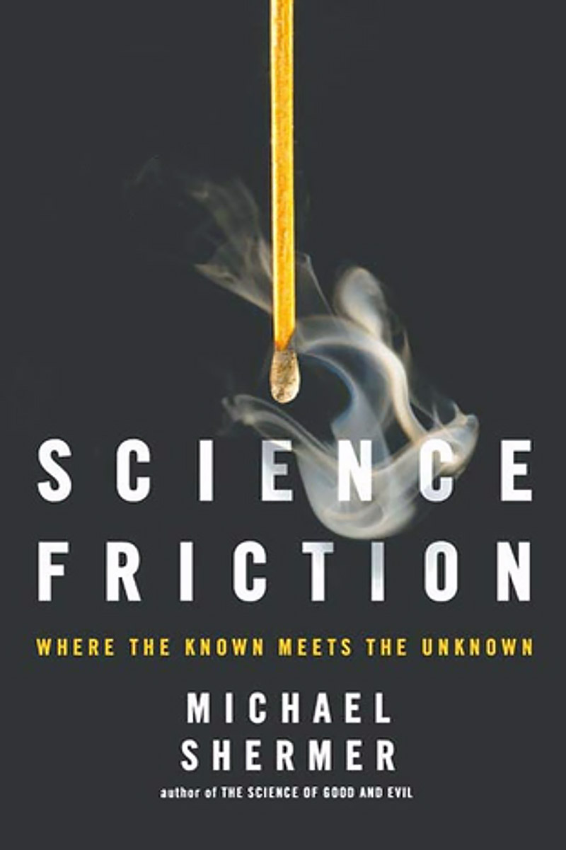 book cover: Science Friction