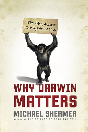 book cover: Why Darwin Matters