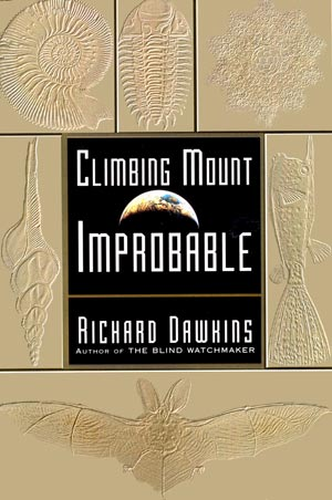 Climbing Mount Improbable (cover)