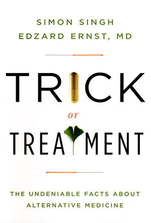 Trick or Treatment cover