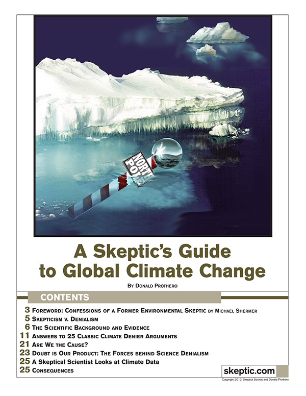 A Skeptics Guide to Global Climate Change (cover)