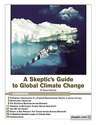 A Skeptic's Guide To Global Climate Change, by Donald Prothero