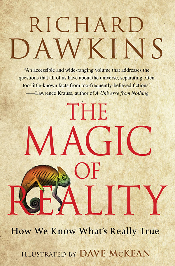 The Magic of Reality (book cover)