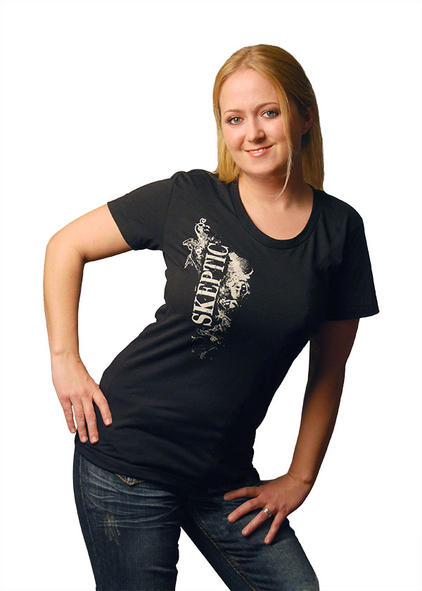 Shop Skeptic: Women's Short Sleeve Fitted T-shirts